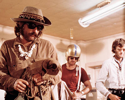 Jack Nicholson Photograph - Easy Rider  by Silver Screen