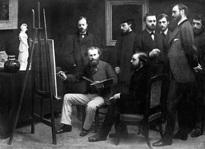 Edouard Manet (1832-1883) Print by Granger