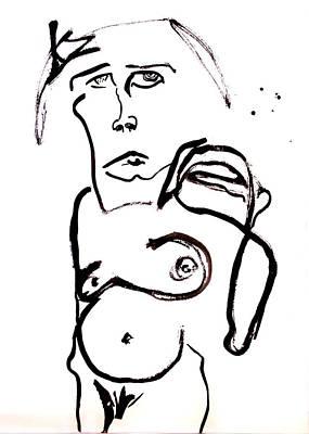 Espectare Print by Beatriz Glez Sa