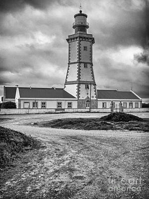 Ocean Photograph - Espichel Cape Lighthouse by Jose Elias - Sofia Pereira
