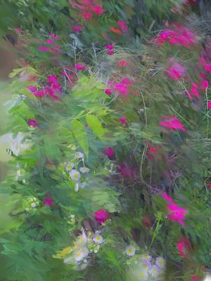 Expression Of Impressionism Print by Rick Todaro