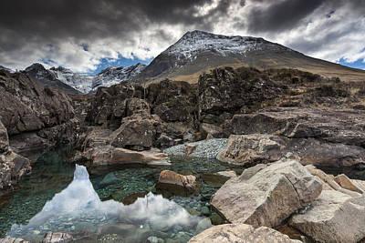 Glen Brittle Photograph - Fairy Pools by Sebastian Wasek