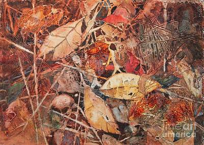 Painting - Fallen by Elizabeth Carr