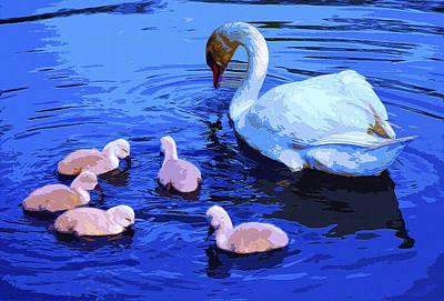 Family Print by Brian Stevens