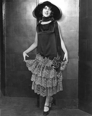 Fay Photograph - Fay Wray by Silver Screen