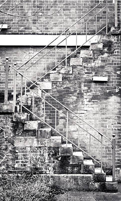 Escape Photograph - Fire Escape by Tom Gowanlock