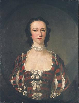 Richard Macdonald Painting - Flora Macdonald (1722-1790) by Granger
