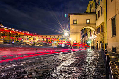 Florence Print by Cory Dewald