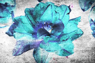 Flower Original by Lali Kacharava