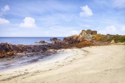Fort Pembroke - Guernsey Print by Joana Kruse