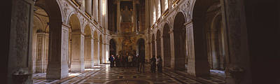 Gathered Photograph - France, Paris, Versailles by Panoramic Images