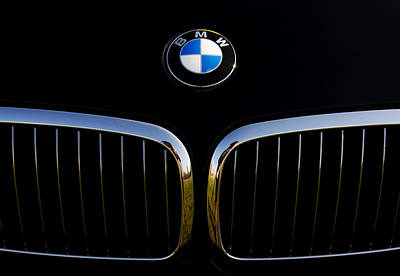 Front Of Bmw 750li E66 Original by Newnow Photography By Vera Cepic