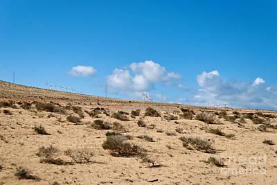Canary Mixed Media - Fuerteventura by Design Windmill