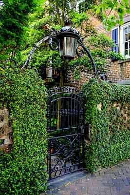 Gateway To Paradise Original by Chris Smith