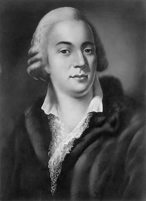 Pietro Longhi Painting - Giacomo Girolamo Casanova (1725-1798) by Granger