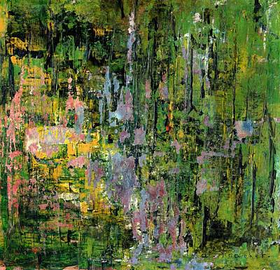 Giverny Print by Agnes Trachet