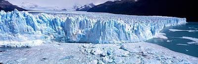 Cold Temperature Photograph - Glacier, Moreno Glacier, Argentine by Panoramic Images