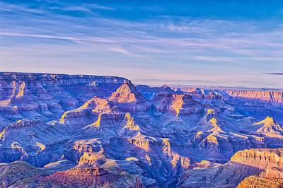 Arizona Photograph - Grand Canyon Highlights  by Tod and Cynthia Grubbs