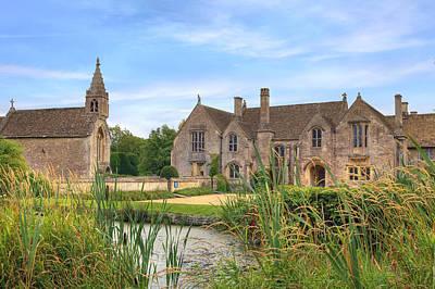 Great Chalfield Manor Print by Joana Kruse
