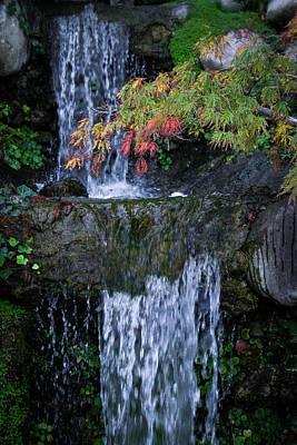 Hakone Falls Print by Dayne Reast