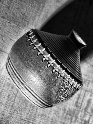Ceramics Photograph - Half Empty... by Tom Druin