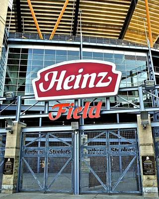 Heinz Field Print by WhatAboutBobs FineArtPhotography