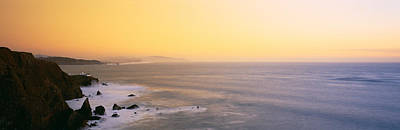 Bonita Point Photograph - High Angle View Of Rock Formations by Panoramic Images