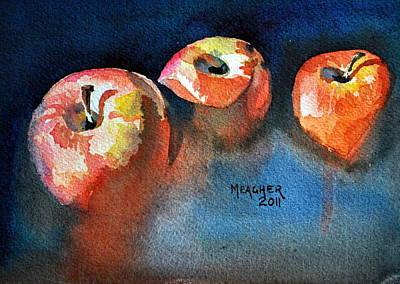 Honey Crisp Print by Spencer Meagher