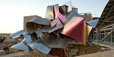 Hotel Marques De Riscal, Elciego, La Print by Panoramic Images