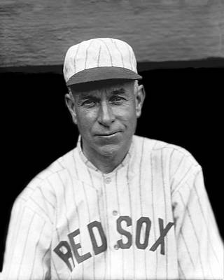 Red Sox Photograph - Hugh Duffy by Retro Images Archive