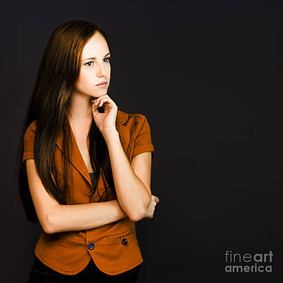 Intuition Photograph - Ideas And Thoughts by Jorgo Photography - Wall Art Gallery