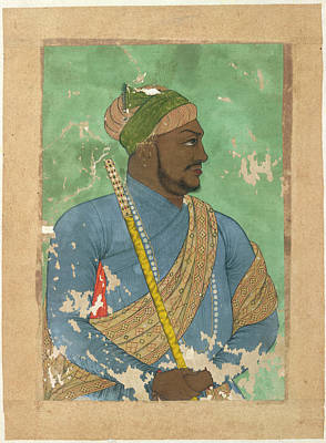 Ikhlas Khan Print by British Library