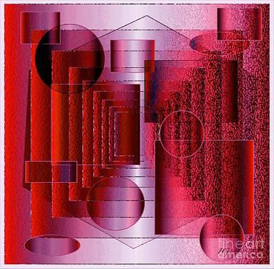 Infinity Print by Iris Gelbart