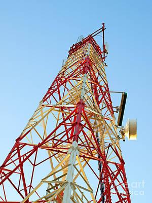 It Tower Print by Sinisa Botas