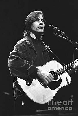 Jackson Browne Print by Front Row  Photographs