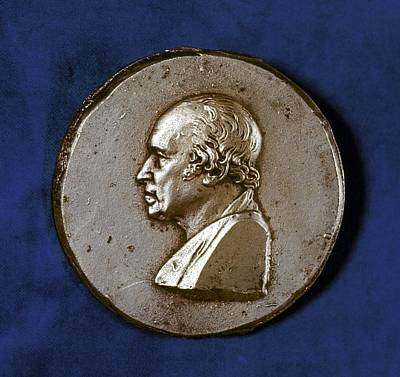 1819 Photograph - James Watt by Universal History Archive/uig