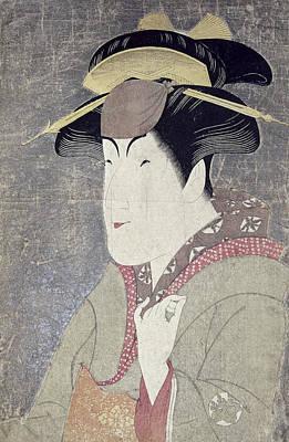 Japan Actor, C1794 Print by Granger