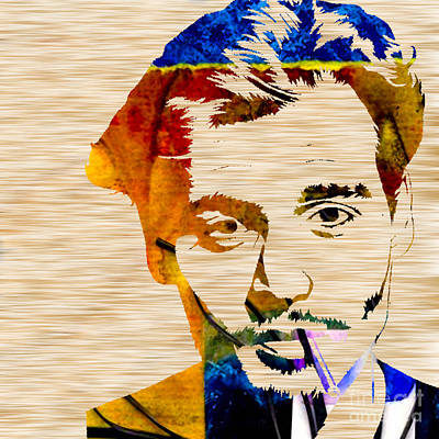 Actors Mixed Media - Johnny Depp by Marvin Blaine