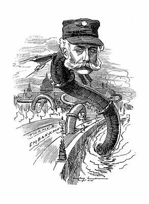 Serpentine Photograph - Joseph Bazalgette by Universal History Archive/uig