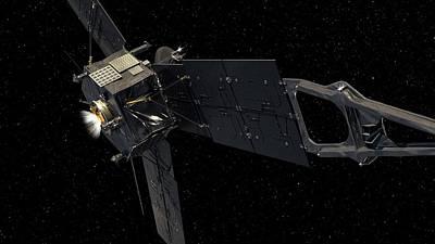 Juno Spacecraft Print by Nasa