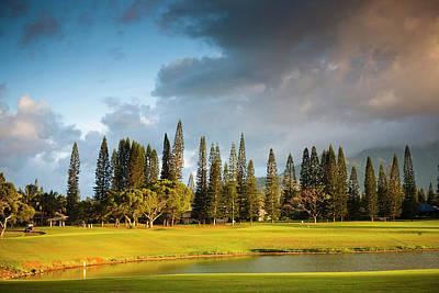 Kauai, Hawaii, Usa Print by Micah Wright