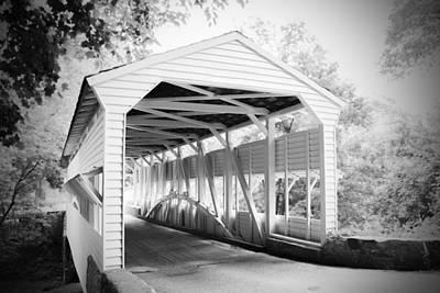 Knox Bridge Print by Michael Porchik