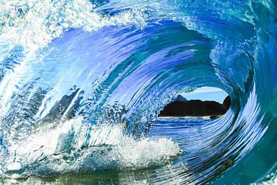 Surfing Photograph - Kula'ila'i by Gregg  Daniels
