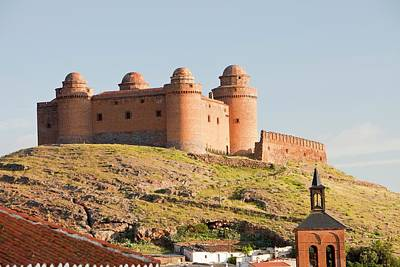 La Calahorra Castle Print by Ashley Cooper
