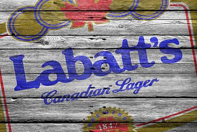 Beer Photograph - Labatt by Joe Hamilton