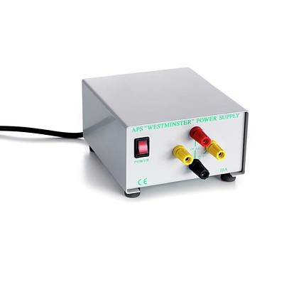 Laboratory Ac Dc Power Supply Print by Science Photo Library