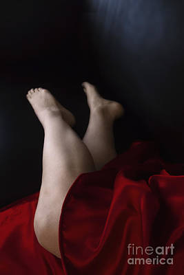 Legs Print by Margie Hurwich