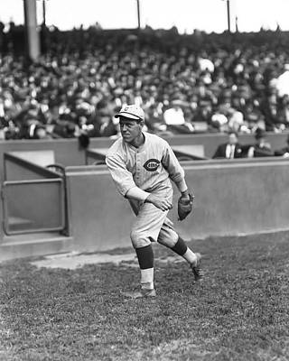 Red Sox Photograph - Leo A. Lee Fohl by Retro Images Archive