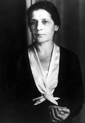 Fission Photograph - Lise Meitner, German Chemist by Science Photo Library