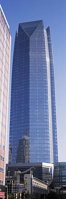 Oklahoma Photograph - Low Angle View Of The Devon Tower by Panoramic Images